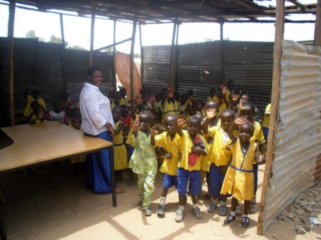 Fabaloum Nursery School before