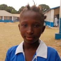 Fatou Kinteh PF