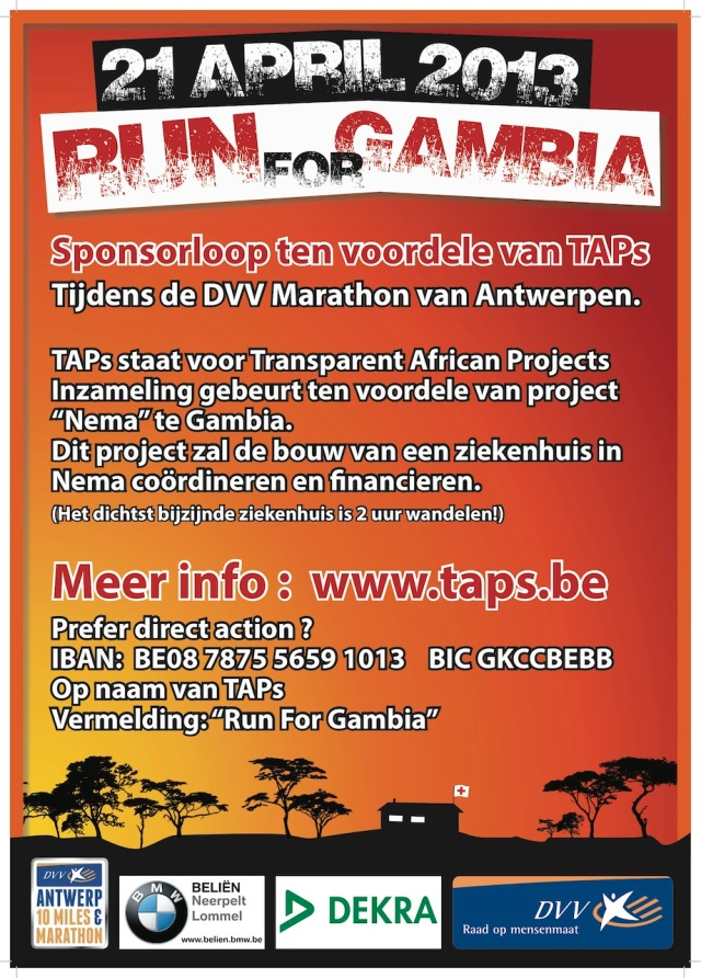 run for gambia